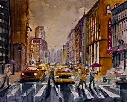 New York City - Gray Artus