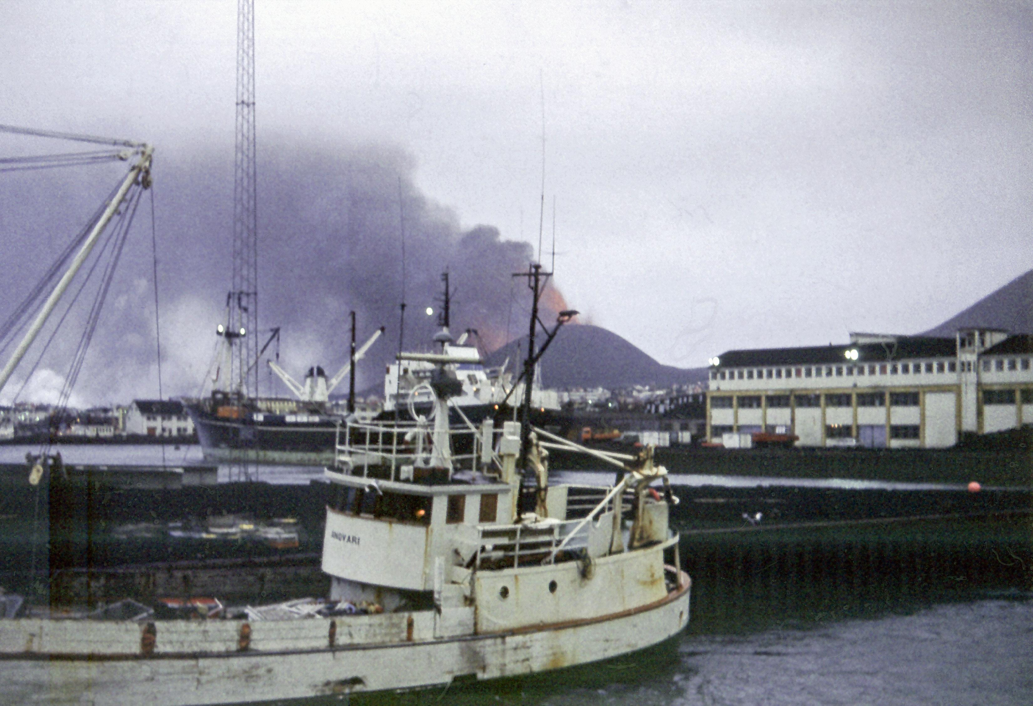Andvari í Friðarhöfn