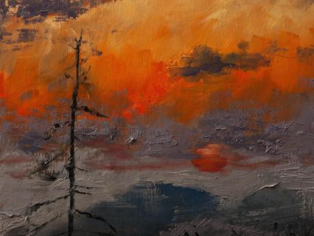 Alla Prima Paintings * New Arrivals