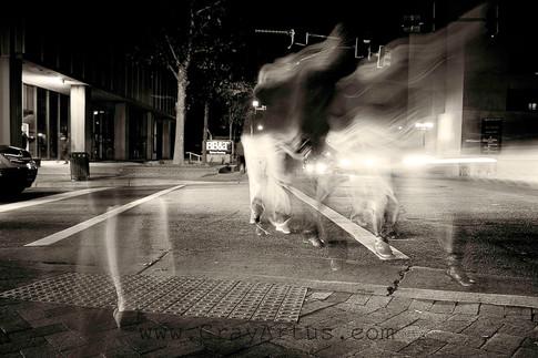 Slow Shutter - Gray Artus