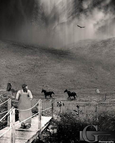 Storms Coming - Gray Artus