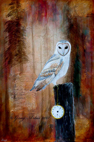 Keeper of Time - Gray Artus