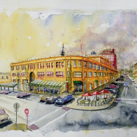 Grove Arcade Asheville NC