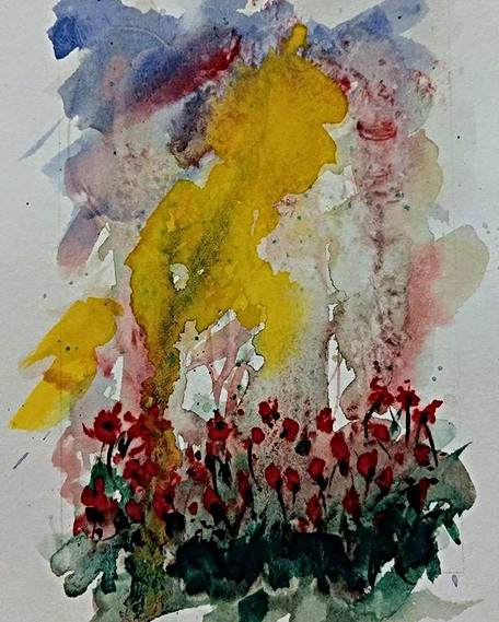 Day 22_5x7 watercolor on cold press_Www.