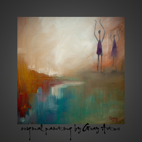 Daily Painting | A Painting A Day 11 | Celebrate Life | SOLD