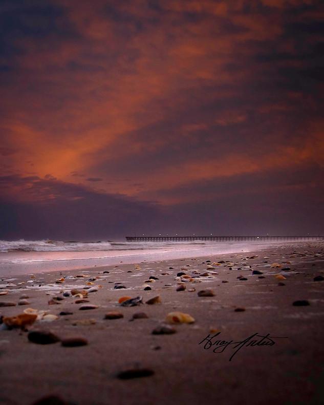 Topsail Beach - Gray Artus