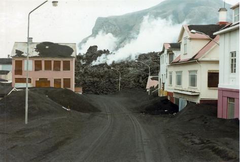 Kirkjuvegur til norðurs