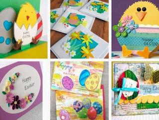 """21 и 22 марта мастер класс для самых маленьких 3+. """"Праздничный декор и пасхальная открытка&quo"""