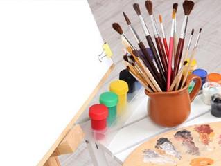 Бесплатный мастер - класс по рисованию.
