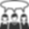 confident communications icon paid - ico