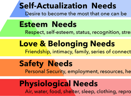 How Maslow's Hierarchy of Needs Can Help Us Heal as a Nation: Fearless in 5