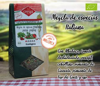 Nueva mezcla de Puttanesca Italiana