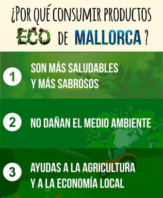 Por qué consumir productos ecológicos