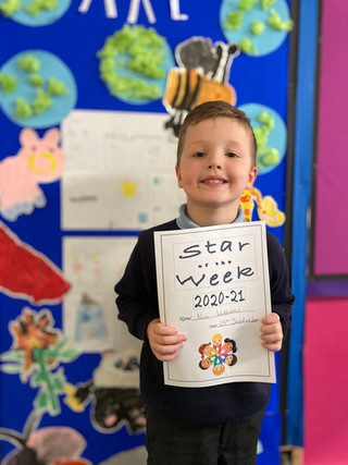 1/2M's Star of the Week!