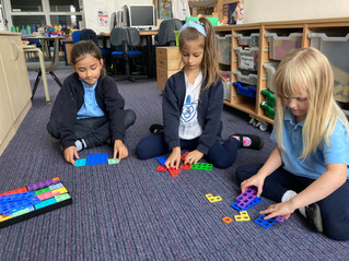 1/2M's Maths Learning