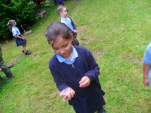 1/2M's Outdoor Learning