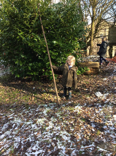 Forest School Session