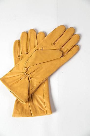 Damenhandschuhe, Leder