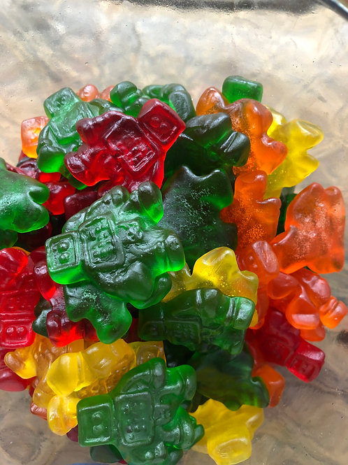 Gummy Robots