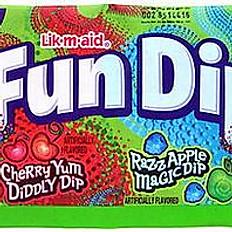 3 Dip Fun Dip