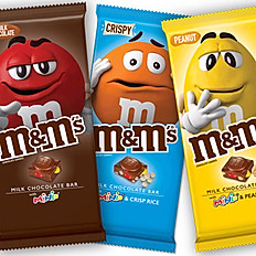 M&M Candy Bar