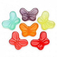Mini Gummy Butterflies