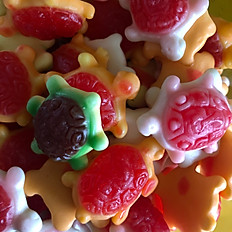 Gummy Turtles