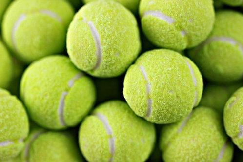 Sour Tennis Gum Balls