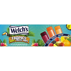 "15"" Welch's Giant Freeze Pop"