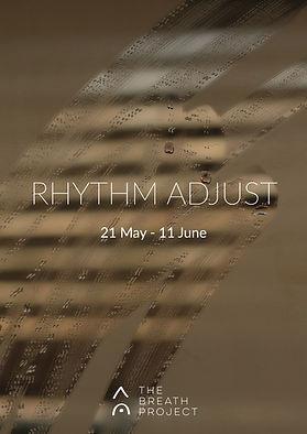 Rhythm Adjust The Breath Project exhibition invite.jpg