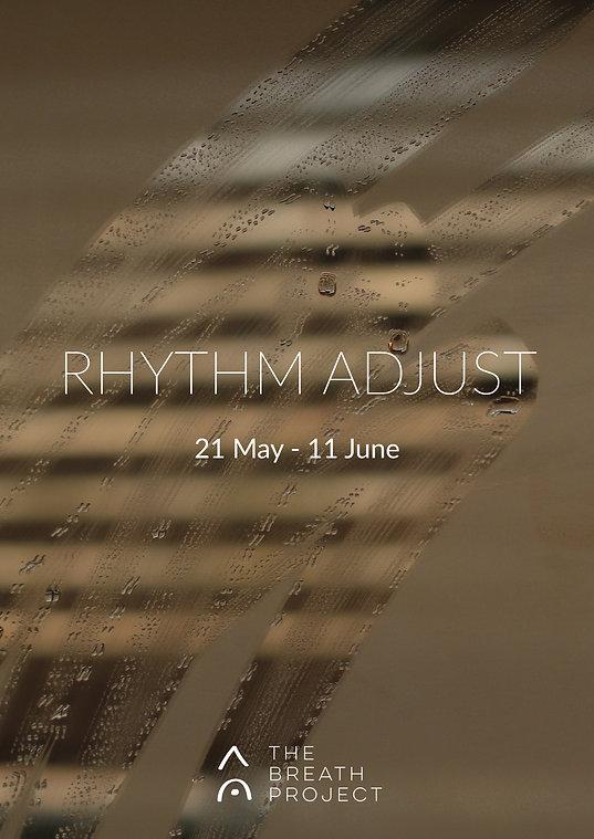 Rhythm Adjust The Breath Project exhibit