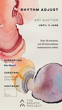 Rhythm Adjust auction until 11th June4 s