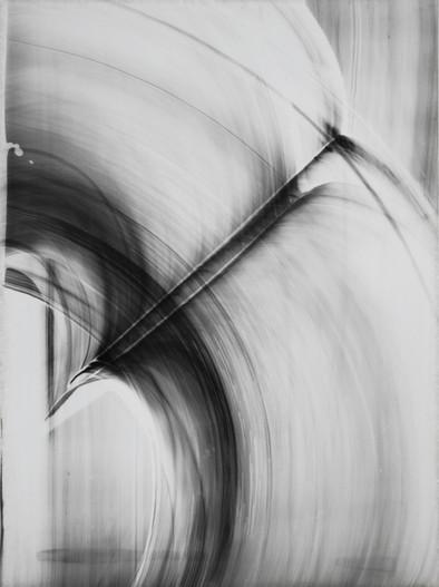 Blind Light 15, unique photogram, 40 x 30cm