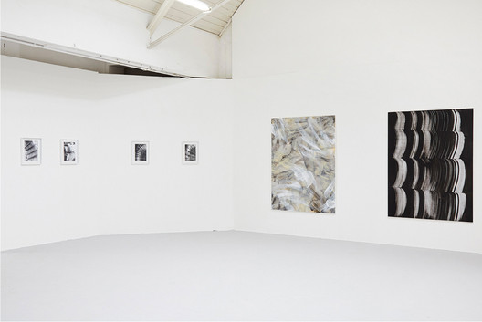 Installation view of City & Guilds MA exhibition, 2015