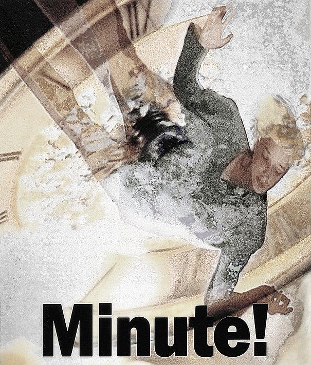 Châtelaine Magazine - Minute!