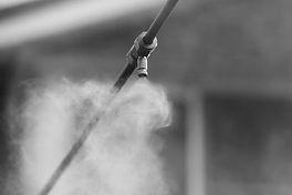Плунжерный насос для пылеподавления