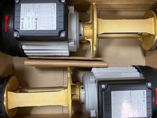 Отгрузка товара. Полупогружной насос TM 601-150.0010