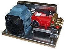 Установка высокого давления для испытаний высоким давлением P11/13-100