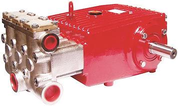 Плунжерный насос высокого давления Speck Triplex P55 для воды