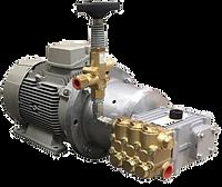Плунжерный насос высокого давления серии NP25/21-300 для работы на моечных комплексах.