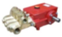 Плунжерный насос Speck Triplex серии P41