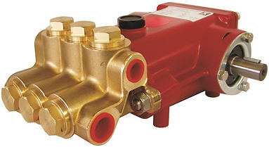Плунжерный насос высокого давления Speck серии P11/13-100 для воды