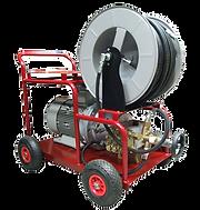 Аппарат высокого давления на базе насосоа SPECK серии NP25/21-300