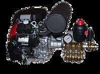 Аппарат высокого давления SPEC серии NP25 с бензиновым мотором