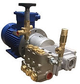 Плунжерый насос для мойки высоким давлением NP30/100-120