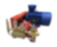 Насосные установки высокого давления на базе плунжерных насосов