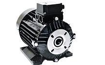 Электродвигатель для насосных установок высокого давления на базе плунжерного насоса