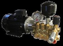 Плунжерный насос NP16/13-280 с двигателем