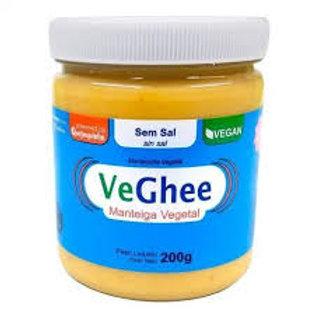 Manteiga Vegetal SEM Sal do Himalaia Veghee - 200g
