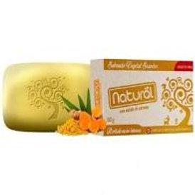 Sabonete Suavetex Natural com extrato Curcuma